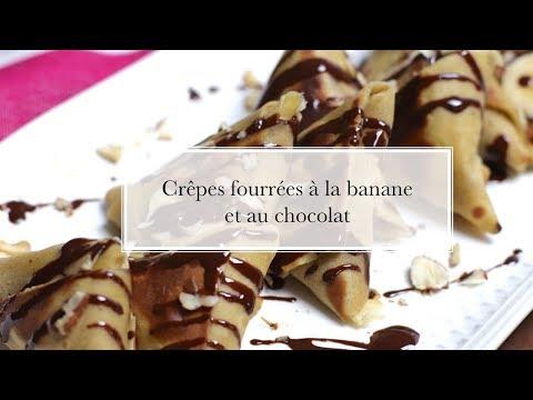recette-de-crêpe-au-chocolat-et-banane