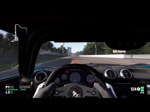 Project Cars Stream 1 I cant drive |