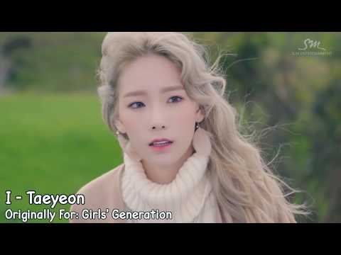 Kpop Songs That Were Originally Meant For Other Artists