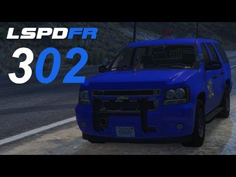 GTA 5 LSPDFR SP #302 Michigan State Police