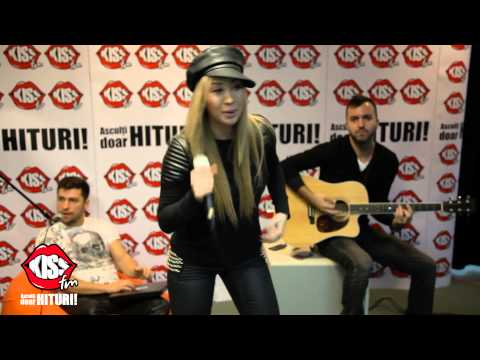 Xonia - My Beautiful One [live @ Kiss FM]