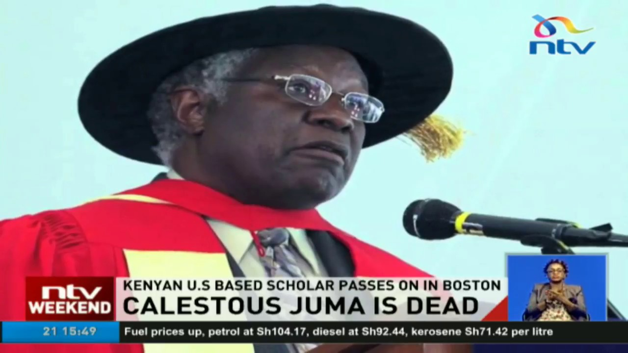 Calestous Juma: a life dedicated to finding answers to Africa's
