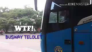 Download Video Telolet Bus Transjakarta PPD 357 Poris-Bundaran Senayan MP3 3GP MP4