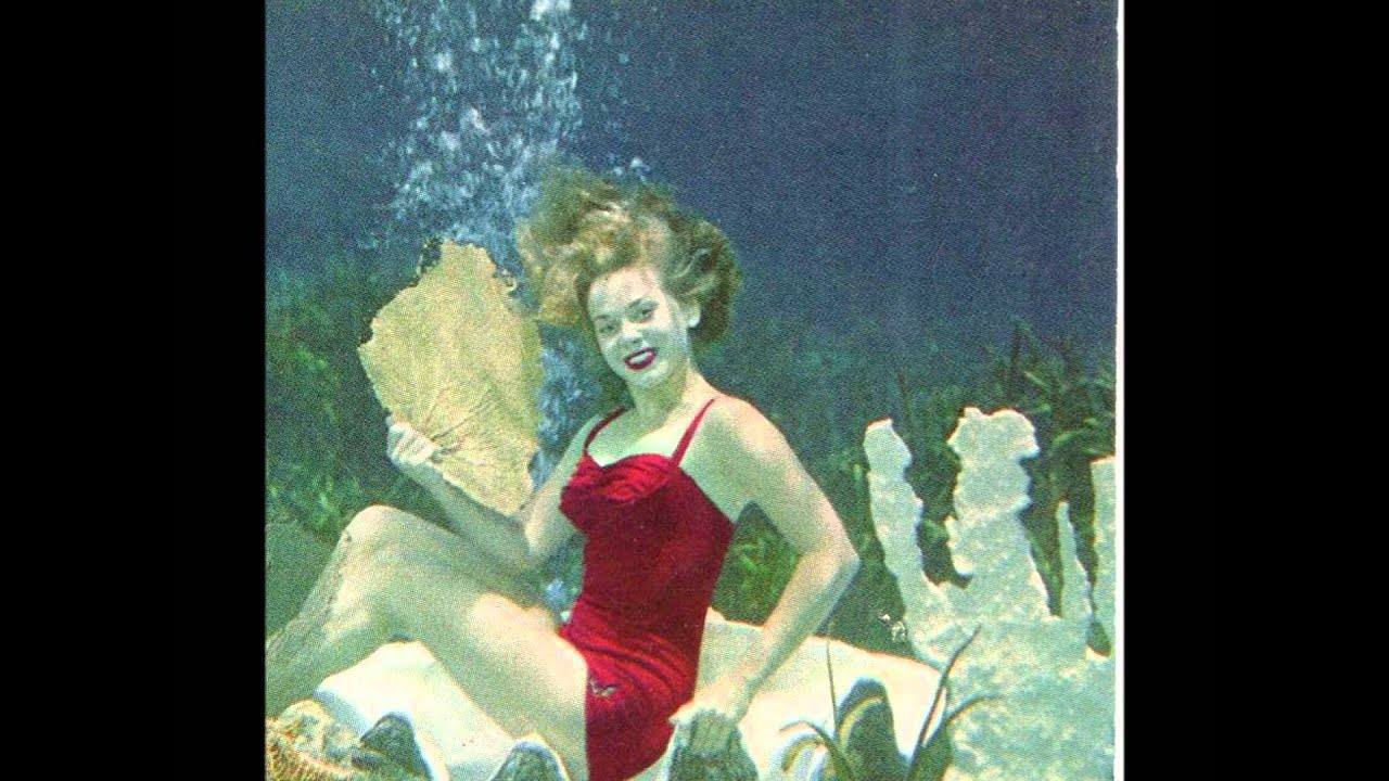 Weeki Florida MERMAID CAPITAL Vintage Post Cards