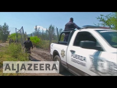 Mexico drug wars: Murders on the rise in Michoacán