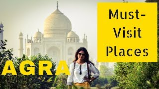 Places To Visit In Agra | Where To Go Other Than Taj Mahal | DesiGirl Traveller