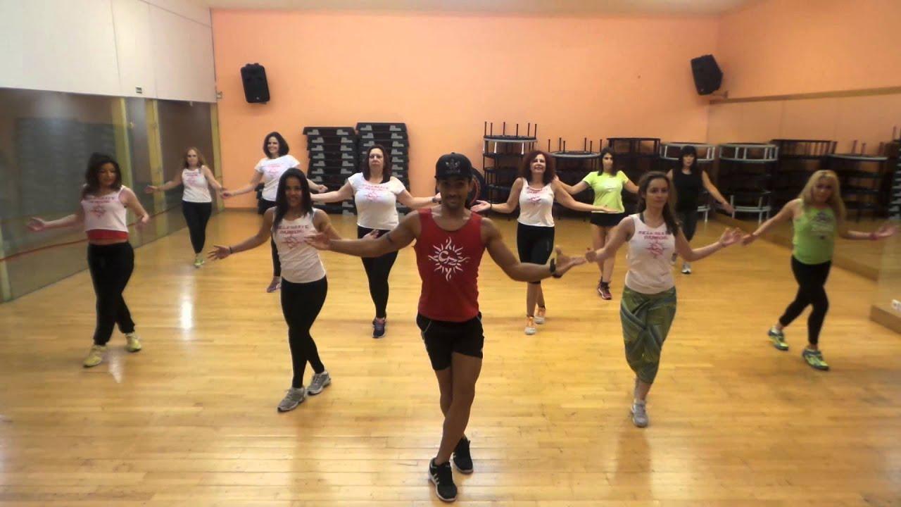 bailoterapia reggaeton para desmontar de romana wilson dancesport