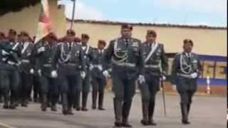 RCM 5 LANZA guaqui cat 2012 ejercito de Bolivia