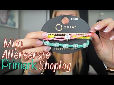 Mijn eerste Primark shoplog