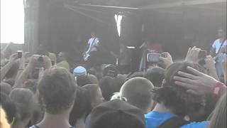 sleeping with sirens do it now remember it later warped tour 2012 july 17th buffalo ny