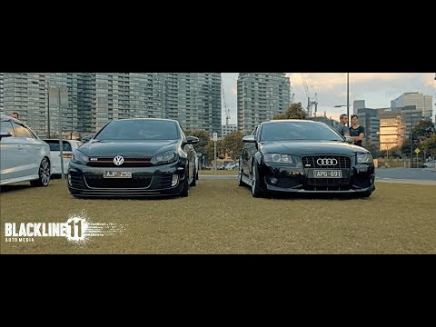 OFFICIAL VW GTI & R / AUDI S & RS OWNERS CLUB MEET - BLACKLINE11 AUTO MEDIA