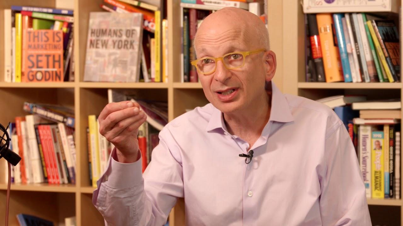 Seth Godin - Breaking down the brilliance of Nike's brand strategy