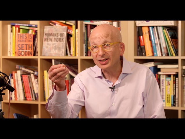 Seth Godin Breaks Down the Brilliance of Nike's Brand Strategy