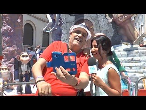 Reportaje de Hogueras de San Juan de Alicante - 21 junio 2017