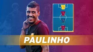 PAULINHO | MY TOP 4 (LEGENDS)