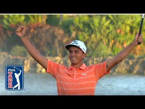 By the Numbers: Rickie Fowler's putting clinic at Honda
