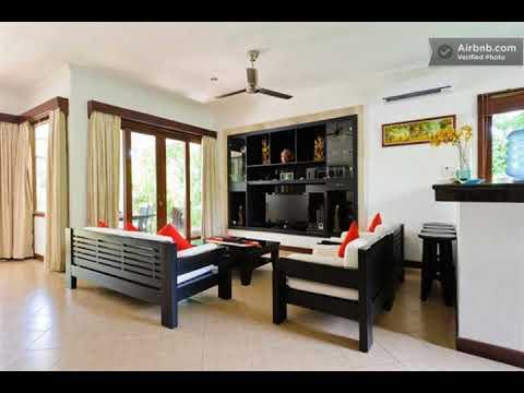 Zen Villa Bali Sanur Indonesia Youtube
