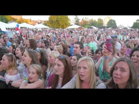 "American Authors: ""Best Day of My Life"" Live"