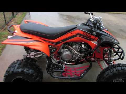 2008 YFZ450