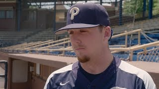 Baseball | Interview | RJ Freure
