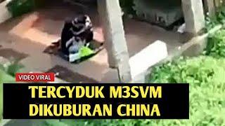 Viral Video Sepasang Kekasih Kepergok Berbuat M3Sum Di Kuburan China