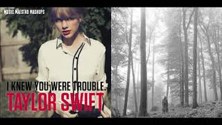 """""""The Last Great American Dynasty x I Knew You Were Trouble"""" [Mashup] - Taylor Swift"""