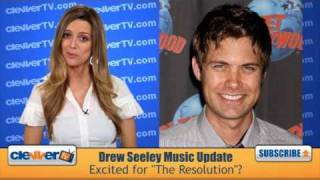 Drew Seeley New Music Update Exclusive