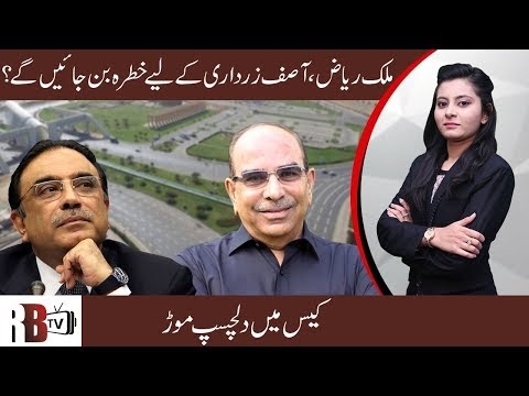Malik Riaz Left the Country | Asif Ali Zardari In major Problem | Chaudhry Fawad | ARN - REDBOX