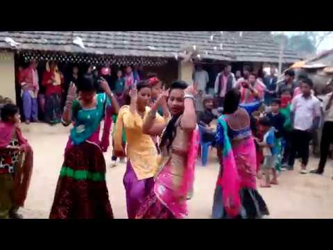 Tharu Dance Video And Bhojpuri Song ( Bardiya Nepal)