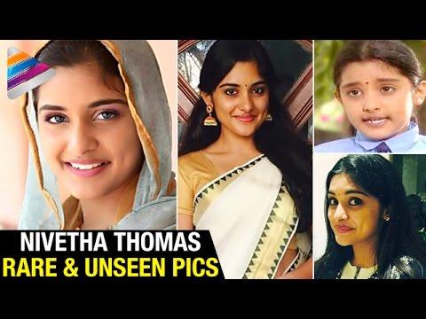 Childhood Pictures Nivetha Thomas Rare & Unseen Pics Telugu Filmnagar Photo,Image,Pics-