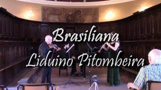 Brasiliana - L. Pitombeira - Trío Contrastes