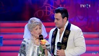 Ileana Constantinescu şi Ionuţ Dolănescu - Dragă-mi este uliţa (@O dată-n viaţă)