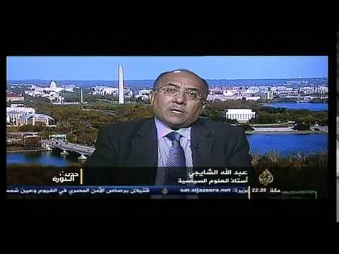 Al-Jazeera Arabic - November 7th, 2014