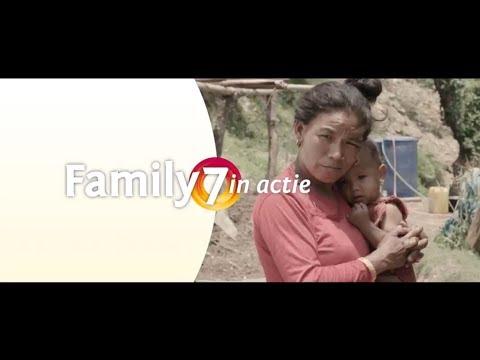 Family7 in Actie voor Nepal aflevering 1: De aardbeving