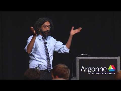 Big Data Brain Maps at Argonne National Laboratory I Bobby Kasthuri, Argonne