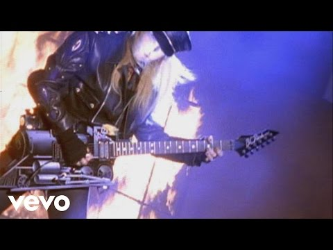 Lita Ford - Playin' with Fire