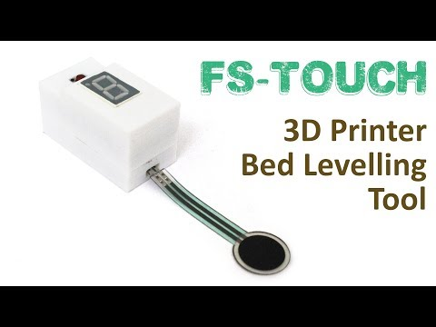 Force Sensitive Resistor Takes The Pain Out Of Bed Leveling