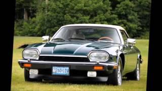 Обзор модели 1975 Jaguar XJS (1:18) - Road Signature (Yat Ming)