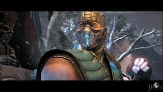 Mortal Kombat X : Sub-Zero All Intro Dialogues (MKX)