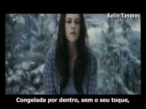 EDWARD e BELLA - Evanescence - Bring Me To Life - TRADUÇÃO  (versão Edward)
