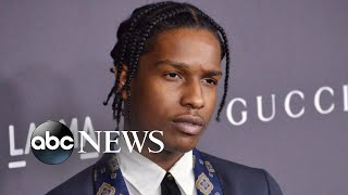 Rapper ASAP Rocky must remain behind bars: Swedish authorities