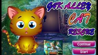 G4K Alley Cat Rescue Walkthrough [Games4King]