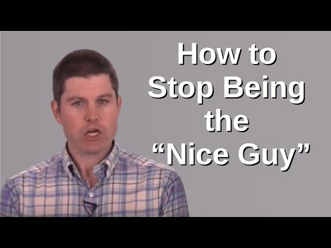 How to Stop Being the Nice Guy: Don't Supplicate to Women