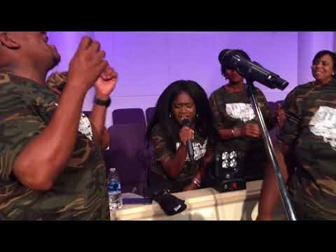 BBC Mansfield Bridge/Praise Team - Great God (Tasha Cobbs)