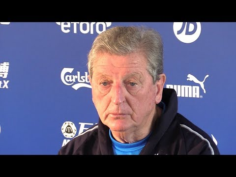 Roy Hodgson Full Pre-Match Press Conference - Chelsea v Crystal Palace - Premier League