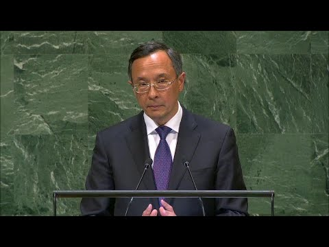 🇰🇿 Kazakhstan - Minister for Foreign Affairs Addresses General Debate, 73rd Session