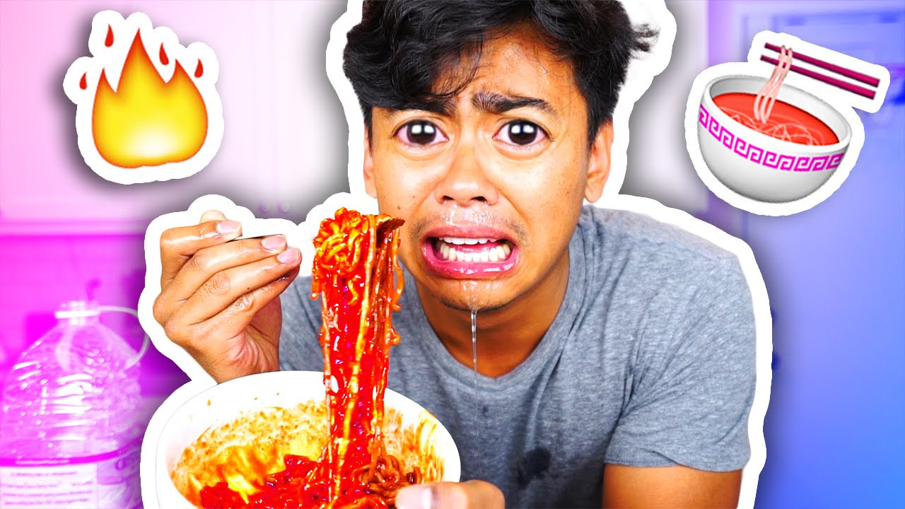 How To Stop Eating Spicy Food