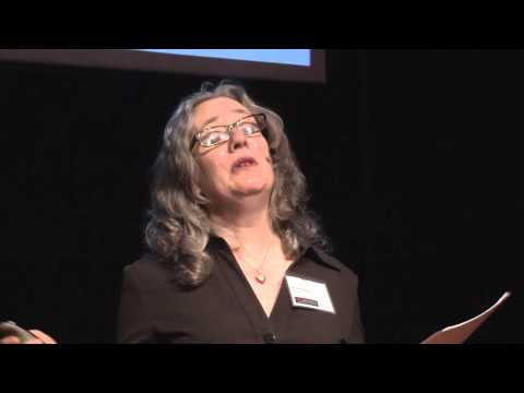 Tolerating ambiguity -- being OK with not knowing!   Miriam Giguere   TEDxSoleburySchool