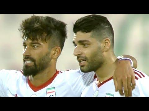 Iran Vs Syria 5-0 | Highlights | Friendly Match 6-6-2019