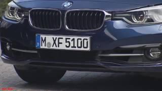 BMW 3 Series 2015 320d POV test drive GoPro
